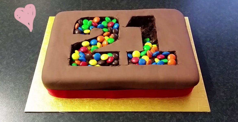 verjaardagstaart recept