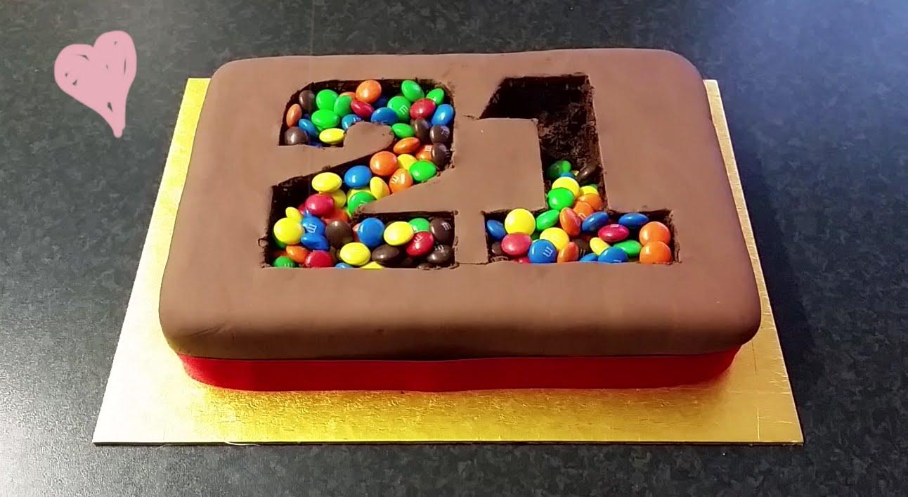 Unieke Verjaardagstaart Maken Bekijk Dan Dit Recept